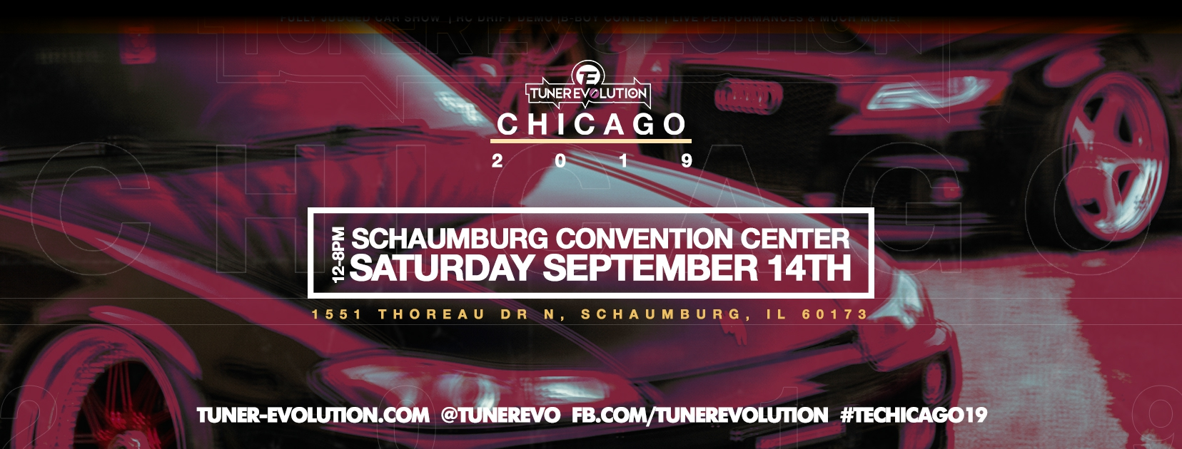 tuner evolution chicago
