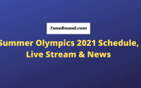 Summer Olympics 2021 live
