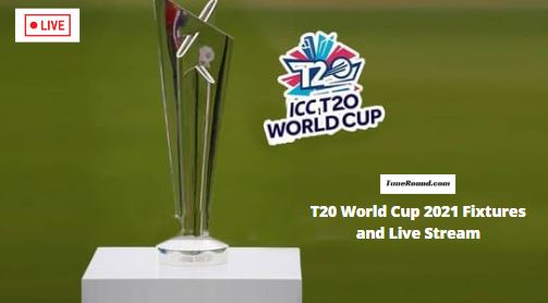 T20 World Cup 2021 Fixtures