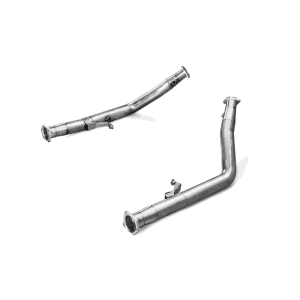 Downpipe Set w/o Cat (SS) Mercedes-AMG G 63 (W463) 2015 - 2018