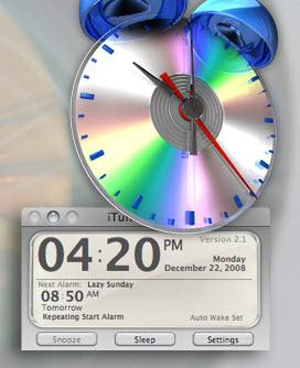 Itunes Alarm Clock Let Wake You Up