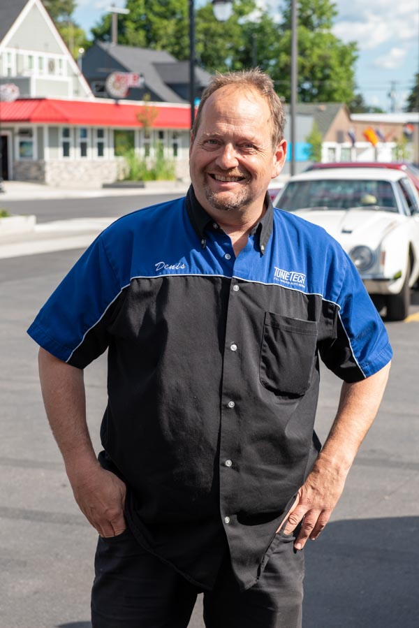 Denis Koch Spokane Mechanic