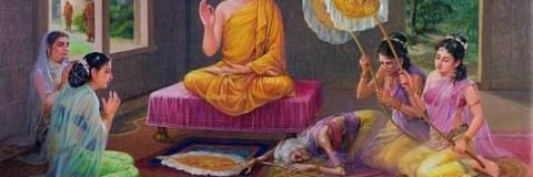 Lời Phật dạy liên quan đến người nữ