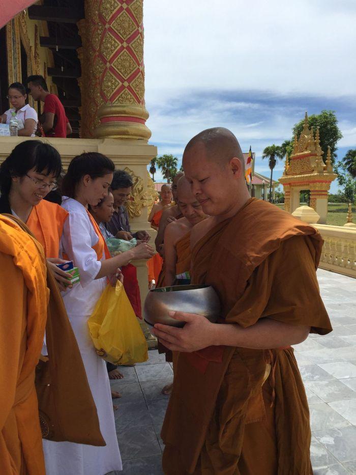 Le xuat gia gieo duyen chua Kleng Hanoi 46