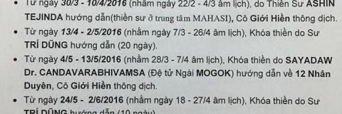Lich Khoa Thien 27-2-2016 TV Phuoc Son