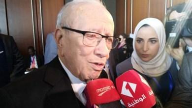 Photo of السبسي: تونس في مقدمة الدول التي تعمل لتقوية الأوضاع في القارة الأفريقية