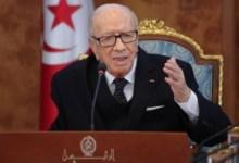 Photo of الباجي قايد السبسي: الدستور يسمح لي بالترشح لفترة رئاسية ثانية