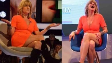 "Photo of شقيقة وزير خارجية بريطانيا السابق تخلع ملابسها احتجاجا على ""بريكست"" (فيديو)"