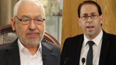 Photo of الغنوشي: تغيير حكومة الشاهد قبل الانتخابات غير مستبعد
