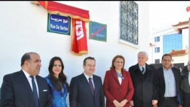 Photo of تغيير اسم نهج ابن عربي الى نهج صربيا يثير غضب التونسيين