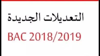 Photo of باكالوريا 2019: اجراءات جديدة في مراكز الامتحانات