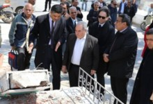Photo of 'الاعتداء' على ضريح الشاعر محمد الصغيّر أولاد أحمد: وزارة الشؤون الثقافية توضّح
