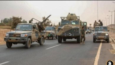 Photo of قوات حفتر تعلن سيطرتها على مطار طرابلس الدولي القديم جنوبي العاصمة