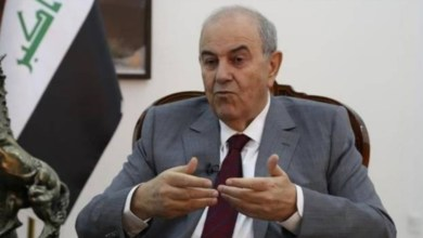 Photo of علاوي يدعو لحل قوات الحشد الشعبي