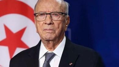 Photo of رئاسة الجمهورية تنفي وفاة الباجي قائد السبسي