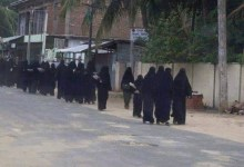 Photo of رسمي :  النقاب ممنوع في تونس