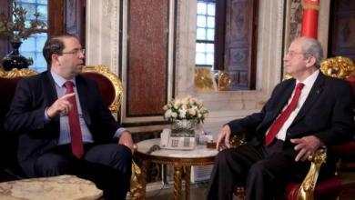 Photo of تفاصيل الاجتماع الطارئ بين الشاهد ومحمد الناصر