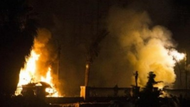 Photo of الداخلية المصرية تؤكد : سيارة محملة بمتفجرات وراء انفجار القاهرة