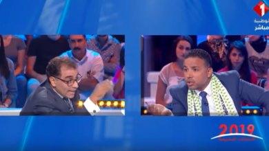 Photo of على القناة الوطنية: لحمت بين سيف الدين مخلوف و حسن زرقوني