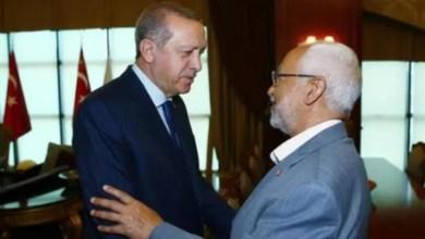 "Photo of أردوغان يستقبل رئيس حركة النهضة ""الغنوشي"""