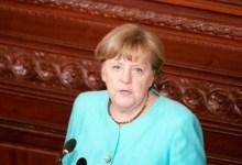 Photo of المستشارة الألمانية ميركل تهنئ رئيس الجمهورية التونسية قيس سعيد