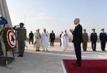 Photo of أول نشاط رئاسي لقيس سعيد