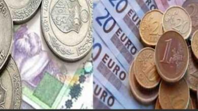 Photo of هذه أسعار العملة ليوم الأحد 22 ديسمبر 2019 أمام الدينار التونسي..