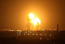 Photo of إيران تقصف قاعدة عسكرية في العراق