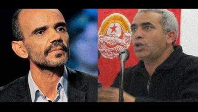 "Photo of لسعد اليعقوبي يدافع عن الحامدي : "" أنت رجل محترم ومناضل سياسي ونقابي مقتدر """