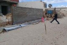 Photo of حمام سوسة: مواطنون يستغلون الحجر الصحي لإقامة بنايات على الملك العمومي البحري