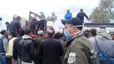 Photo of سجنان: انطلاق توزيع كميات من السميد..وعائلات تشتكي