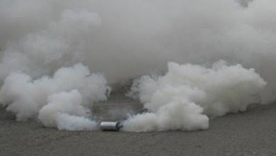 Photo of قبلي: غاز مسيل للدموع لتفريق احتجاجات ليلية بالقلعة
