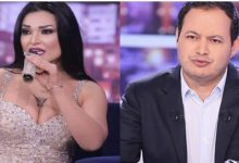 "Photo of بعد أن إدّعت انها كانت صديقة للقذافي:سمير الوافي يكذّب ""نجلاء التونسية"".."