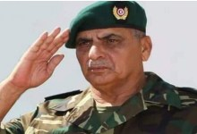 Photo of نص استقالة أمير اللواء متقاعد محمد الصالح حامدي