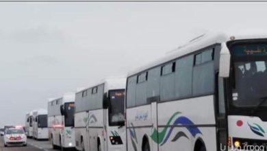 Photo of عاجل / فرار 12 شخصا من حافلة كانت تقلّهم من رأس جدير لمركز الحجر الصحي الإجباري