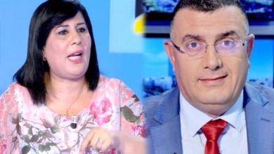 Photo of نائب من الدستوري الحر: عياض اللومي اتهم عبير موسي بانها خريجة «ماخور»؟!