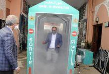Photo of بلاغ وزارة الصحة حول غرف وممرات التعقيم الموجهة للمواطنين والأعوان والعملة