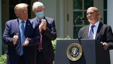 "Photo of ترامب يكلف رسميا البروفيسور المغربي منصف السلاوي لتطوير لقاح ضد ""كورونا"""