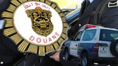 Photo of الديوانة التونسية : تبادل إطلاق نار كثيف بين مهرّبين والحرس بتطاوين وإحباط محاولة تهريب