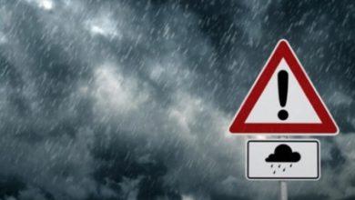 Photo of في نشرة خاصة معهد الرصد الجوي يحذر من الطقس آخر النهار