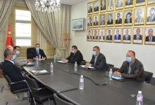Photo of وزير الداخلية يستقبل ممثلين عن النقابة الوطنية لقوات الأمن الداخلي