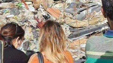 Photo of لحظة فتح حاويات النفايات الإيطالية لمعاينتها في ميناء سوسة :o :o