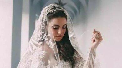 Photo of درة تنهي شهر العسل بعد 3 أيام من زفافها