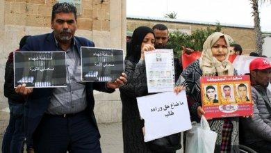 Photo of عائلات شهداء الثورة وجرحاها يعتصمون في القصبة