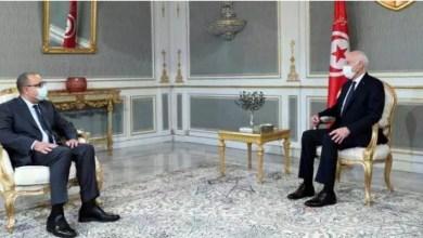 Photo of سعيد: 'الدولة ستواجه المجرمين الذين احتموا في أحضان مجموعة من العصابات حتى في الخارج