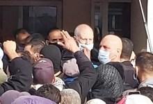 Photo of رئيس الجمهورية يؤدي زيارةً فجئية إلى المنيهلة