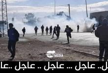 Photo of حي التعمير/ سوسة : مجموعة من المنحرفين يحاولون خلع مغازة عامة