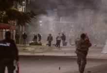 Photo of سبيطلة: تجدّد المواجهات الليلية بين الأمن ومحتجين