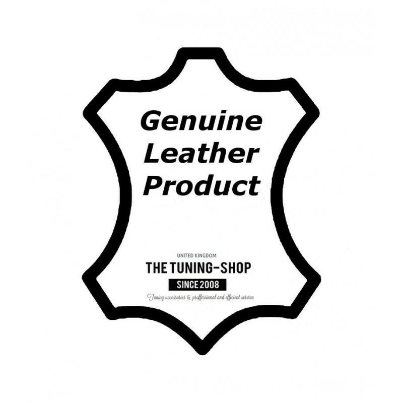 FOR VOLVO S60 V60 MK2 2010-2018 MANUAL GEAR GAITER BLACK
