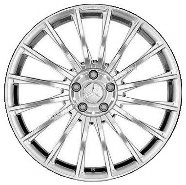 Wheels for Mercedes S-class W222 , S-class Coupe W217 Set